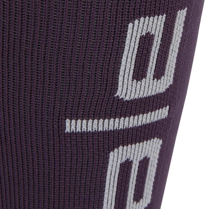 Beinlinge Kompression Laufsport Kiprun violett