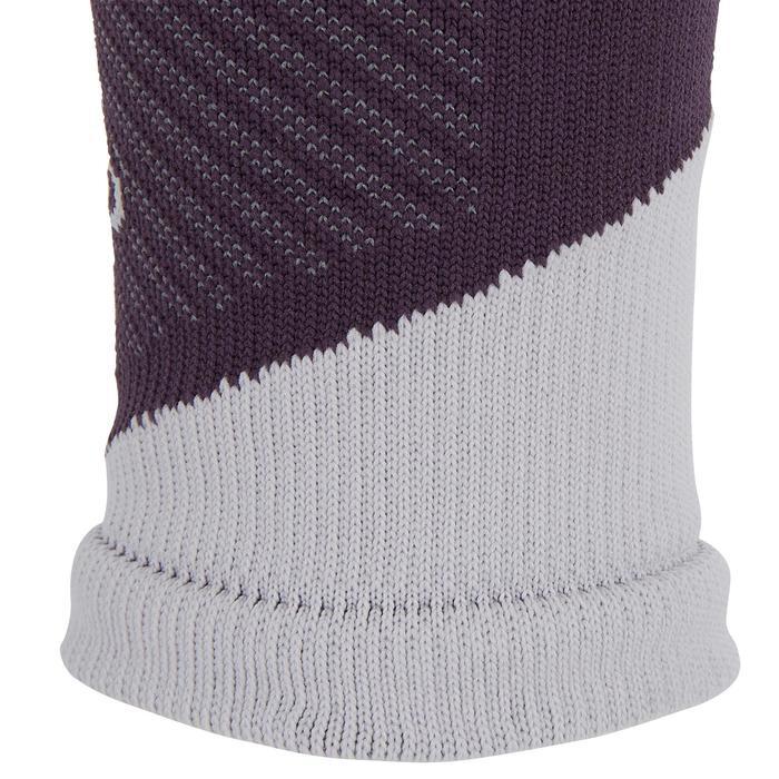Beinlinge Kiprun Kompression violett