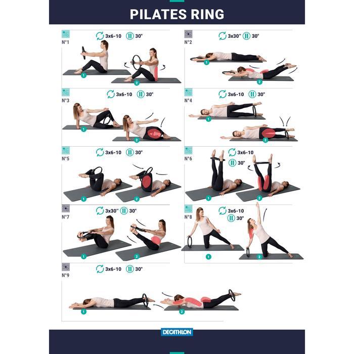 Anneau Pilates Ring Noir Nyamba Decathlon