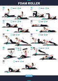 PILATES EQUIPMENT Fitness and Gym - Foam Roller 90 cm DOMYOS - Fitness and Gym