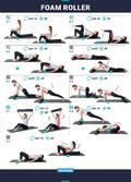 VYBAVENÍ NA PROTAHOVÁNÍ Fitness - PĚNOVÝ VÁLEC 90 CM NYAMBA - Příslušenství na cvičení a pilates