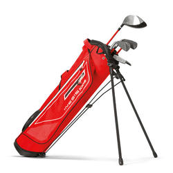 KIT DE GOLF JUNIOR 8-10 ANS GAUCHER