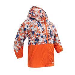 Children's helium hiking windproof jacket