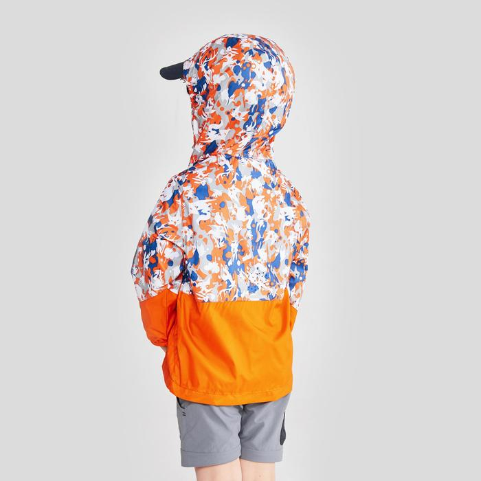 Children's helium hiking windproof jacket