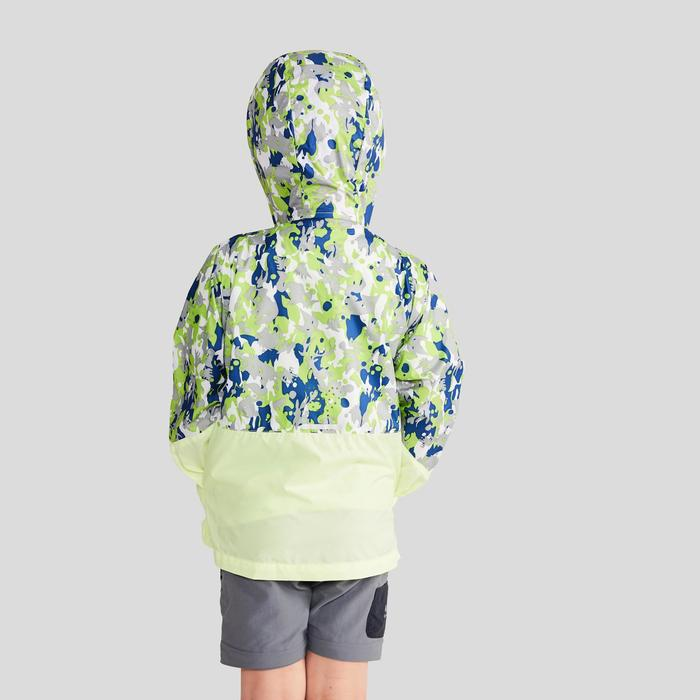 兒童款防風健行外套Helium