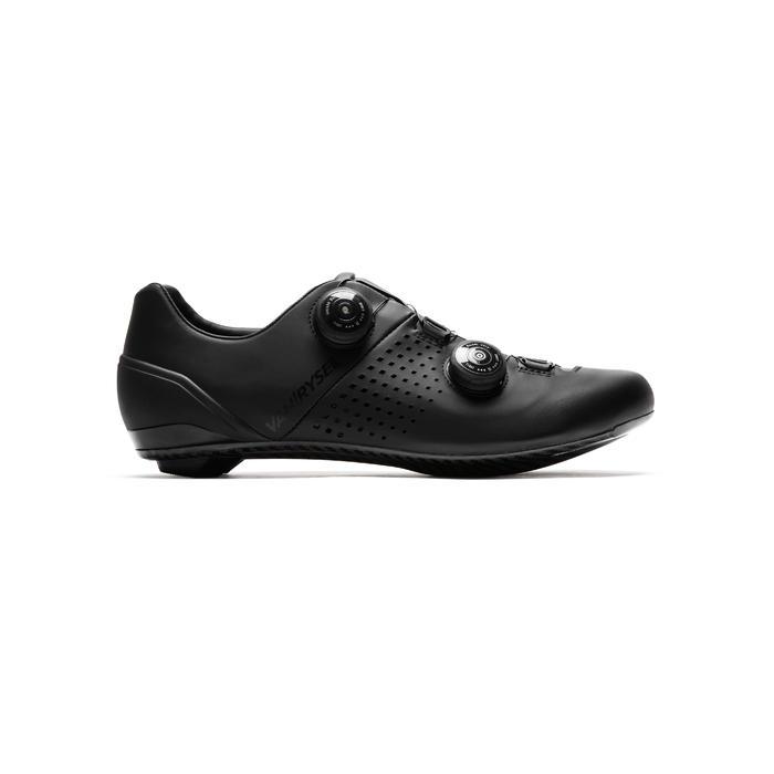 Chaussures de vélo cyclo-tourisme Van Rysel noir