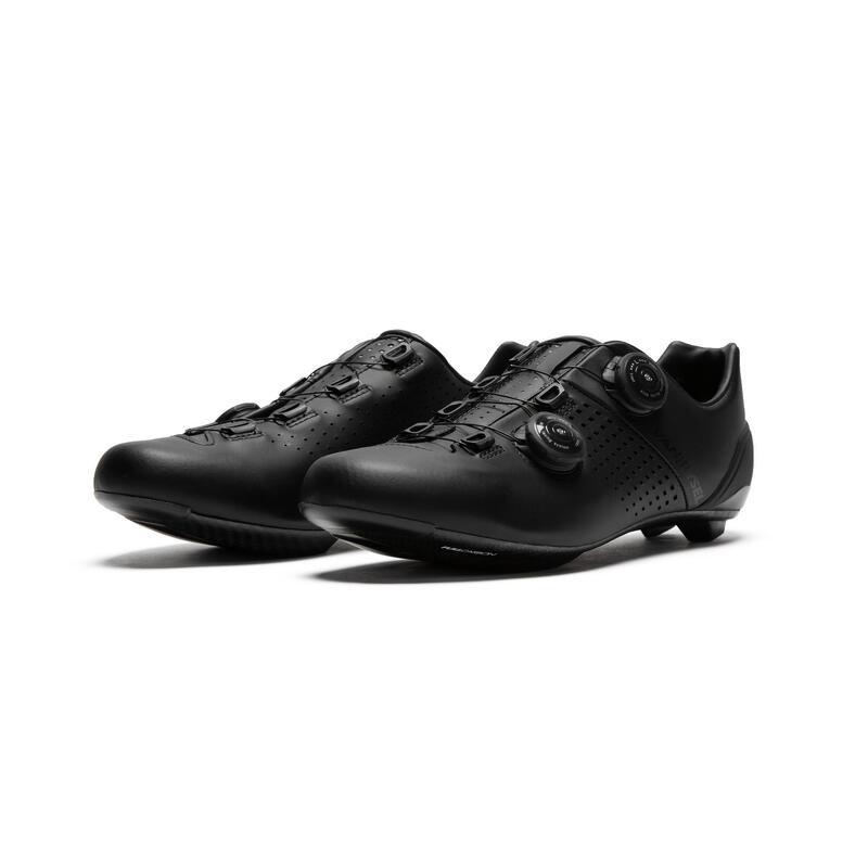 Fietsschoenen voor sportief wielrennen VAN RYSEL zwart