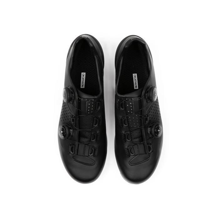 Chaussures de vélo VAN RYSEL noires