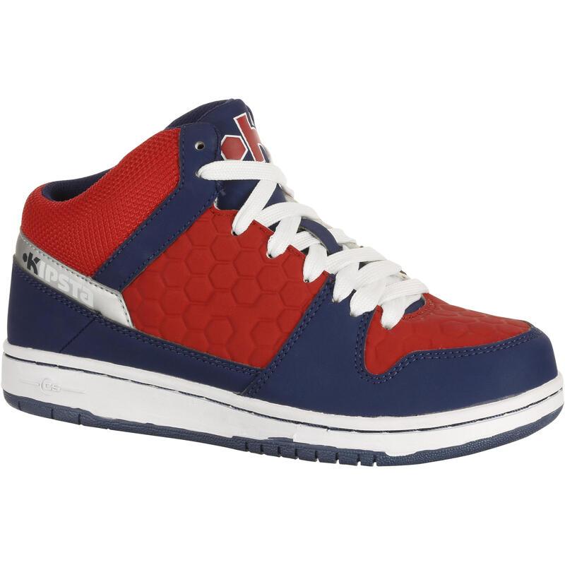 Dětské basketbalové boty Starever modro-bílé