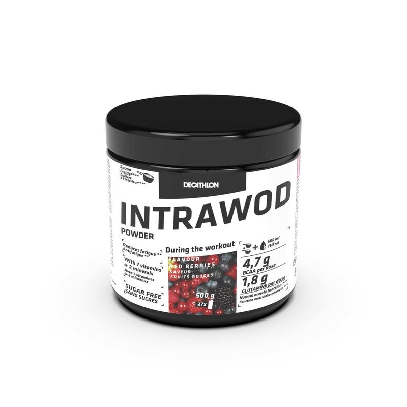 INTRAWOD FRUITS ROUGES 500 g