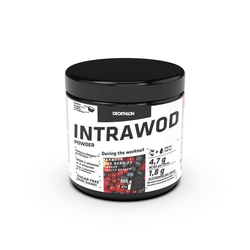 INTRAWOD RODE VRUCHTEN 500 g
