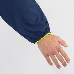 Windbestendige spraytop Zeilen volwassene Dinghy 100 blauw/grijs