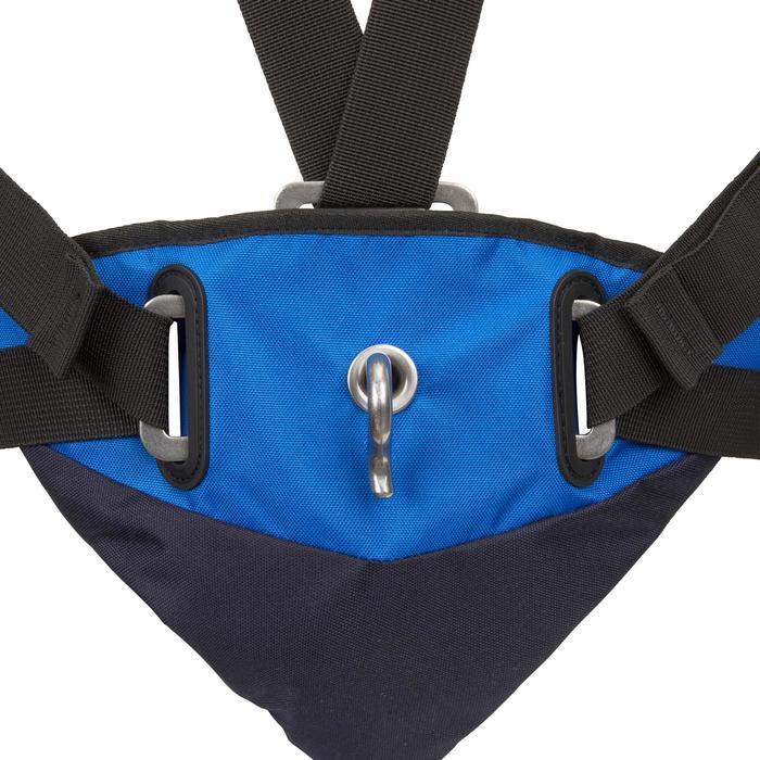 Trapezgurt Dinghy 100 Jolle/Katamaran blau