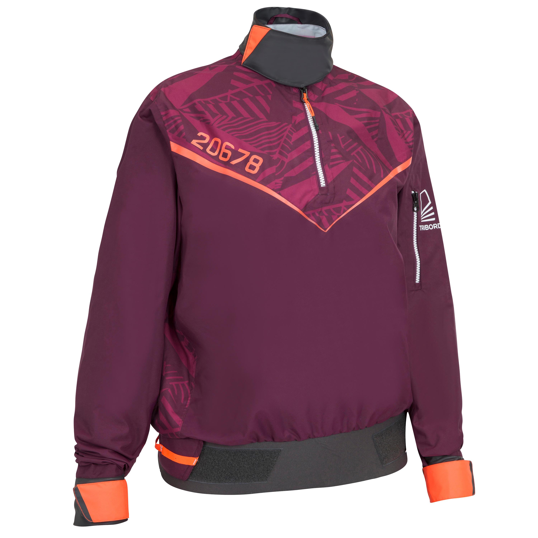 Jachetă protecție vânt 500