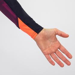 Traje de neopreno de 1 mm anti-UV Vela mujer Dinghy 500 violeta