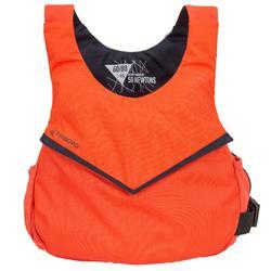 Dinghy 500 Sailing 50N Buoyancy Aid - Orange