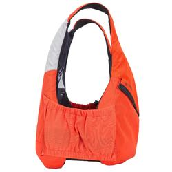 Gilet d'aide à la flottabilité 50N Voile Dinghy 500 orange