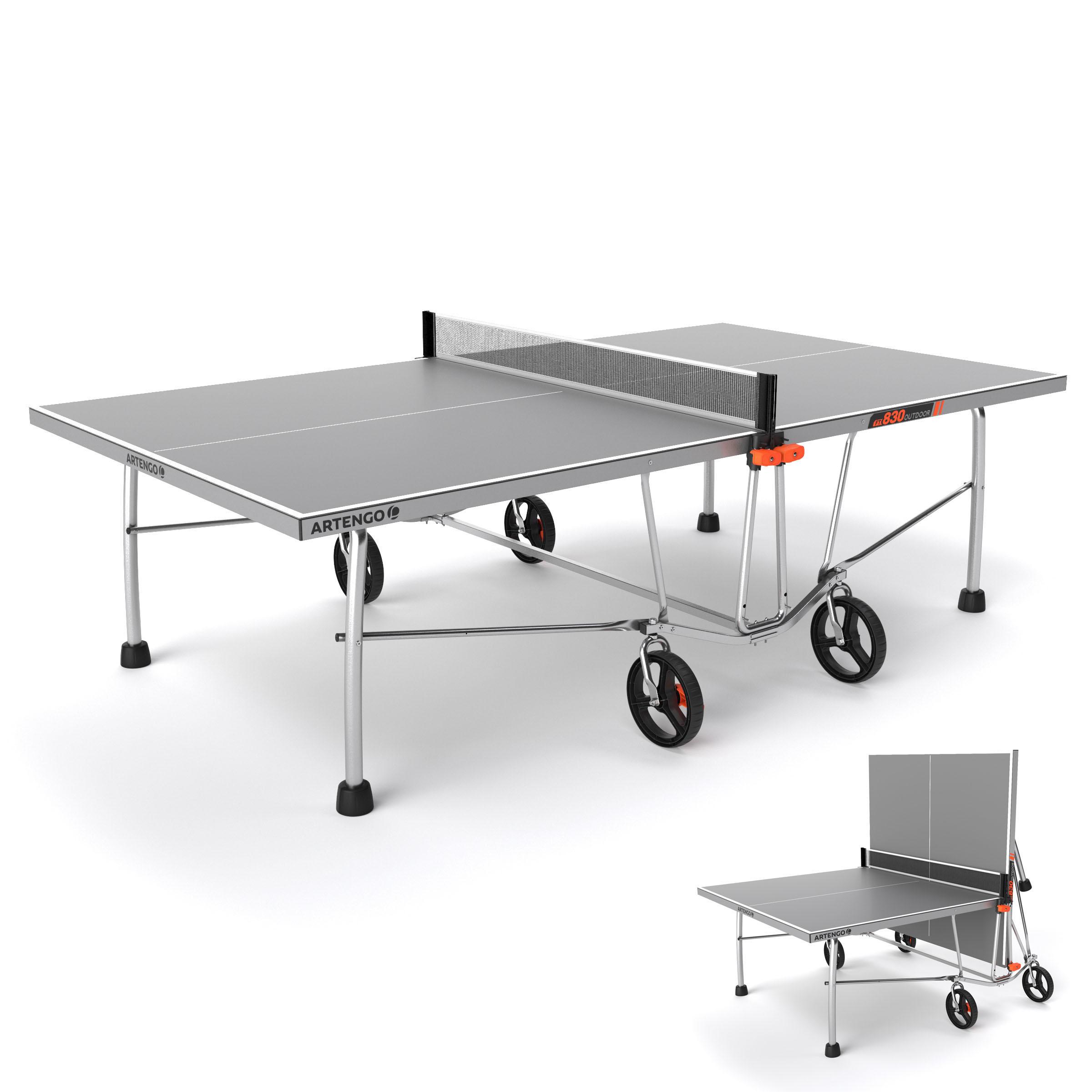 TABLE DE TENNIS DE TABLE LIBRE PPT 530 / FT 830 EXTÉRIEUR
