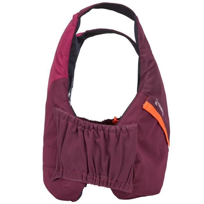 Auftriebsweste Dinghy 500 50N violett