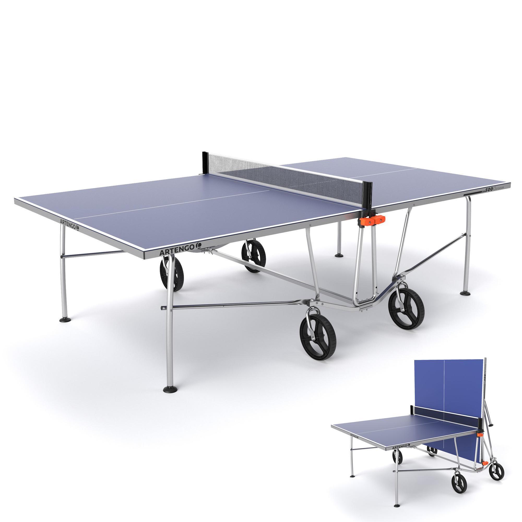 Comprar Mesas De Interior Y Exterior De Ping Pong Online Decathlon