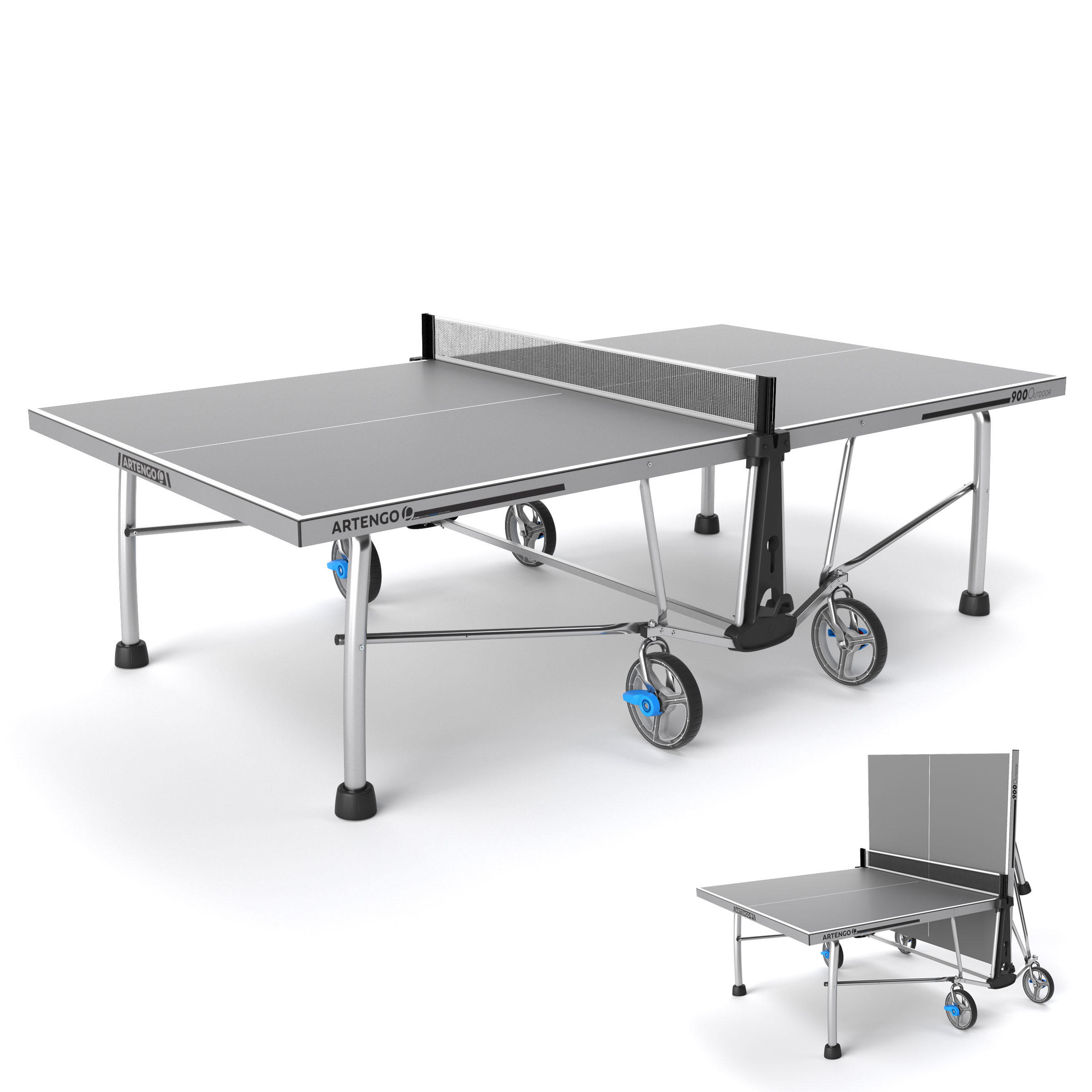 PPT 900 Outdoor Free Table Tennis Table