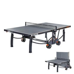 producto reacondicionado MESA DE PING-PONG FREE CROSSOVER 700M OUTDOOR GRIS
