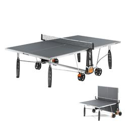producto reacondicionado MESA DE PING PONG FREE CROSSOVER 250S OUTDOOR GRIS