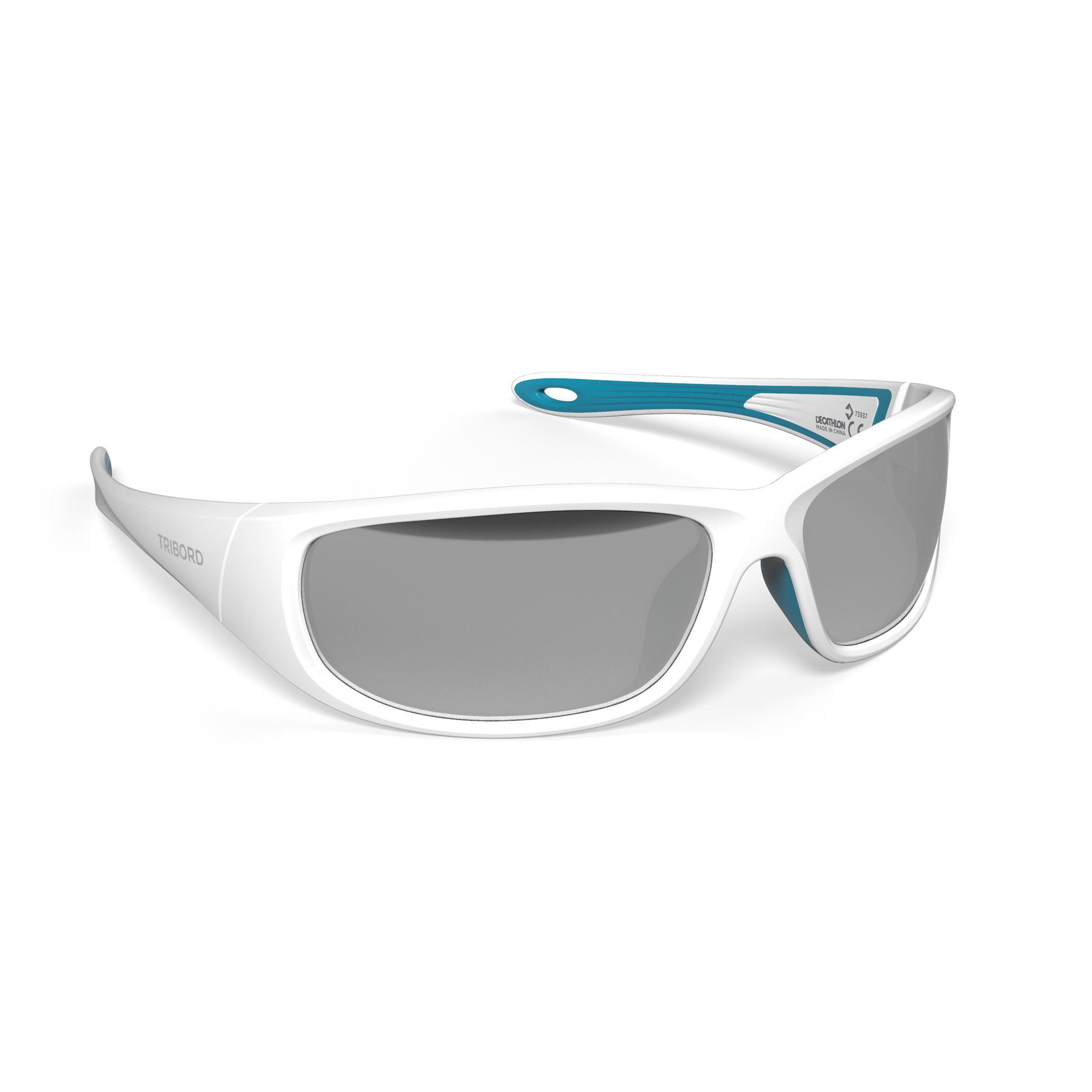 1828bf31af6277 Tribord Watersportbril 900 voor volwassenen wit
