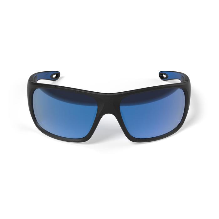 Gafas de Sol Polarizadas Barco Vela Tribord Sailing 500 Adulto Negro Azul