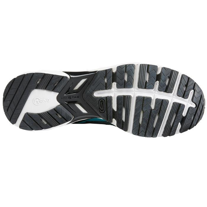 Zapatillas Running Kalenji Kiprun Long Hombre Verde/negro