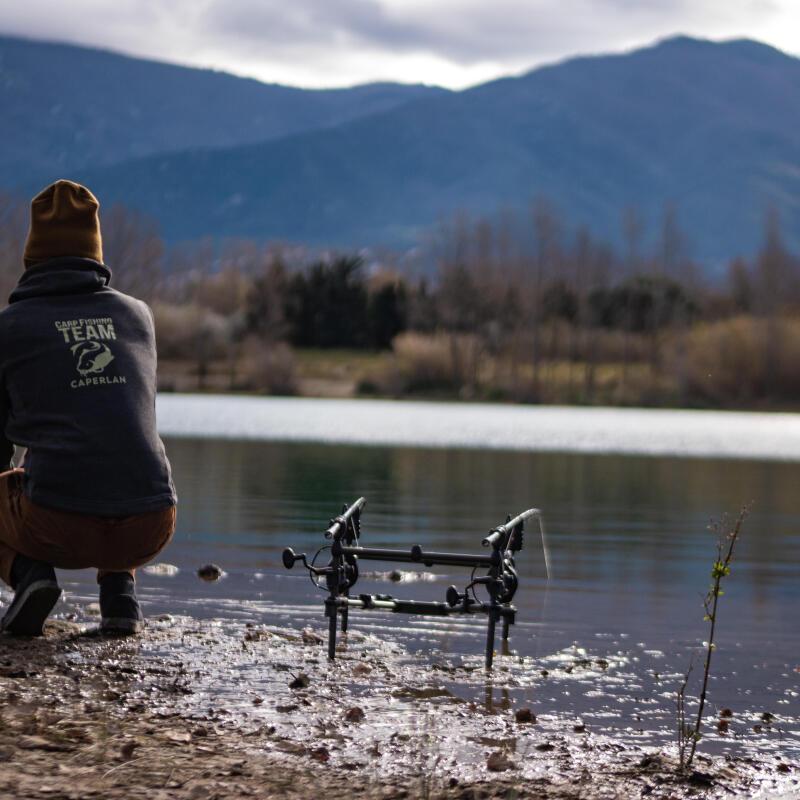 FISHING IN WINTER: IT'S POSSIBLE