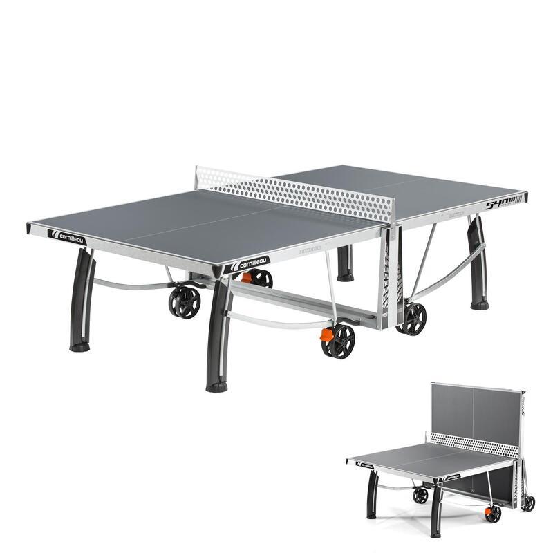 Masă de Tenis de masă în Exterior Free 540 Pro Gri