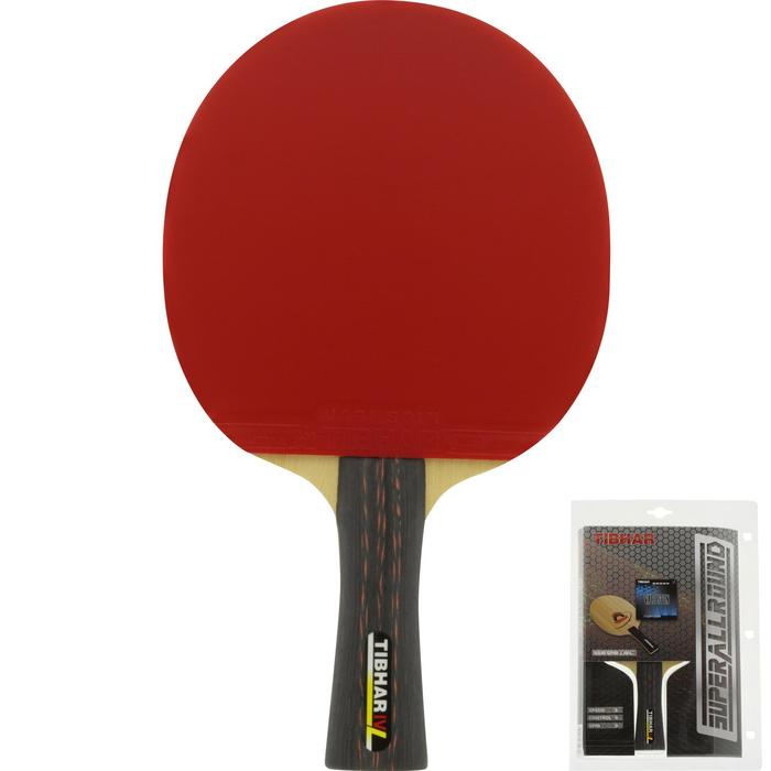 PALA DE PING-PONG EN CLUB SUPER ALLROUND VARI SPIN