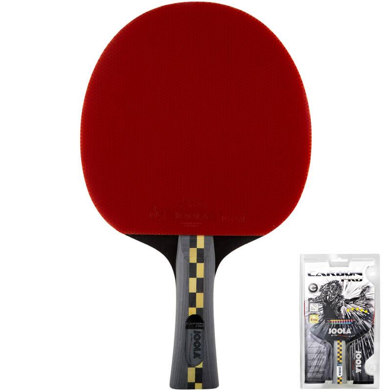 PÁLKY POKROČILÍ RAKETOVÉ SPORTY - PÁLKA CARBON PRO 5* JOOLA - Stolní tenis, ping pong