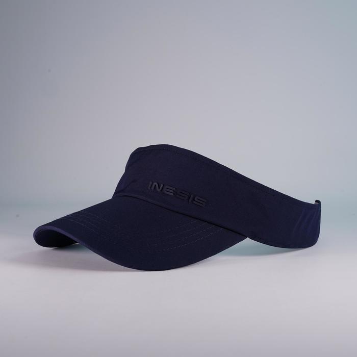 Zonneklep voor warm weer marineblauw