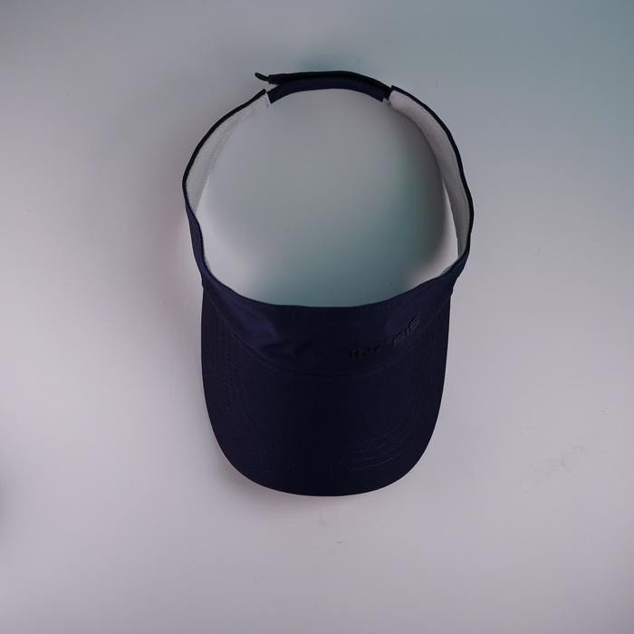 NAVY BLUE WARM WEATHER GOLF VISOR