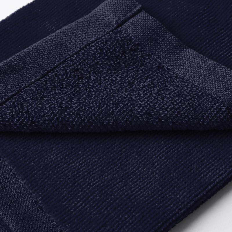 Tri-Fold Golf Towel - Blue