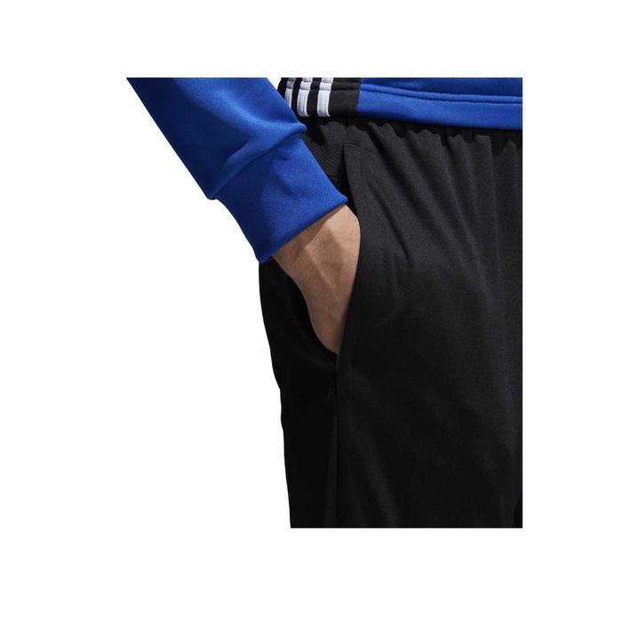 Voetbal trainingsbroek Regista zwart/wit