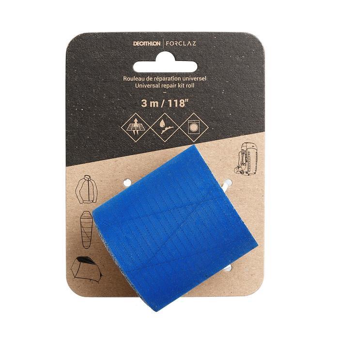 Rouleau adhésif réparations multi-usage Bleu