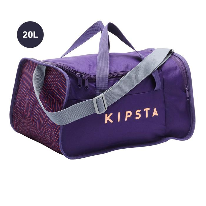 comprar popular 0142e eda07 Bolsa Deporte Kipsta Kipocket 20L Azul Amarilla
