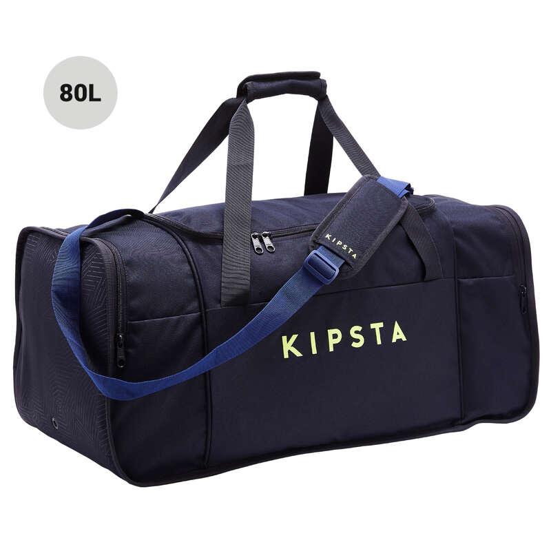Csapatsport táska Kosárlabda - Sporttáska 80 l, Kipocket KIPSTA - Sporttáska