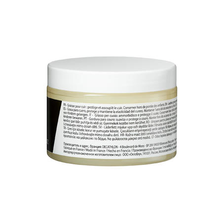 Grease for Re-waterproofing Leather Boots