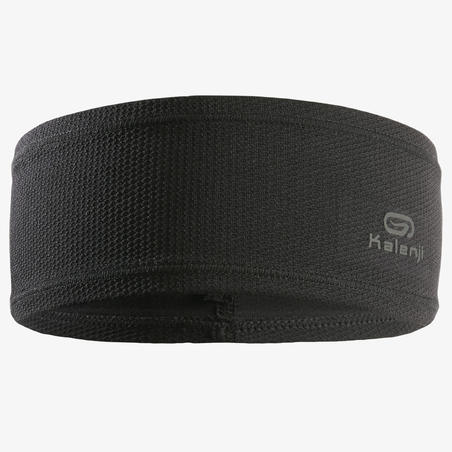 RUNNING BLACK HEADBAND