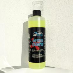 Shampoing désinfectant pour combinaisons en néoprène. Contenance 500 ml.