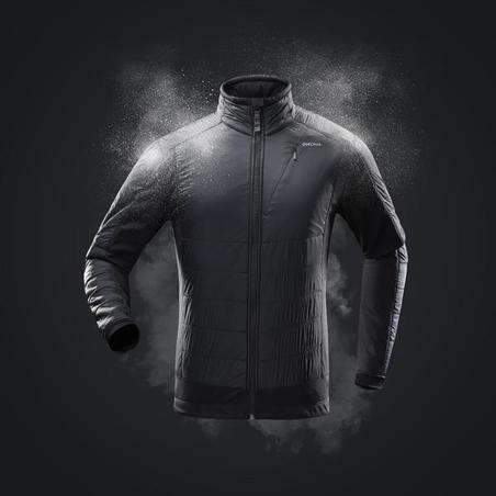 X-Warm SH900 Hybrid Fleece Hiking Jacket – Men
