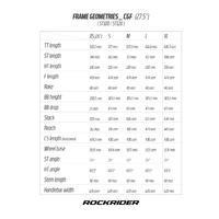 Rockrider ST 100 27.5 21sp Sport Bike - Yellow