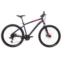 "MTB Rockrider ST 520 27.5"" SRAM X3 3x8-speed mountainbike DAMES"