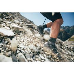 Botas de senderismo montaña hombre MH900 impermeables negro