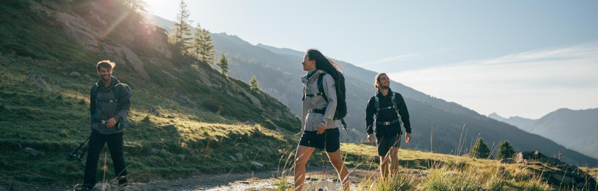 Quechua hiking & camping