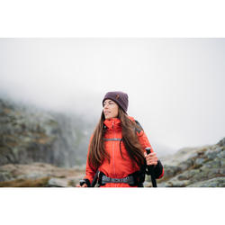 Wanderjacke Bergwandern MH900 wasserdicht Damen orange